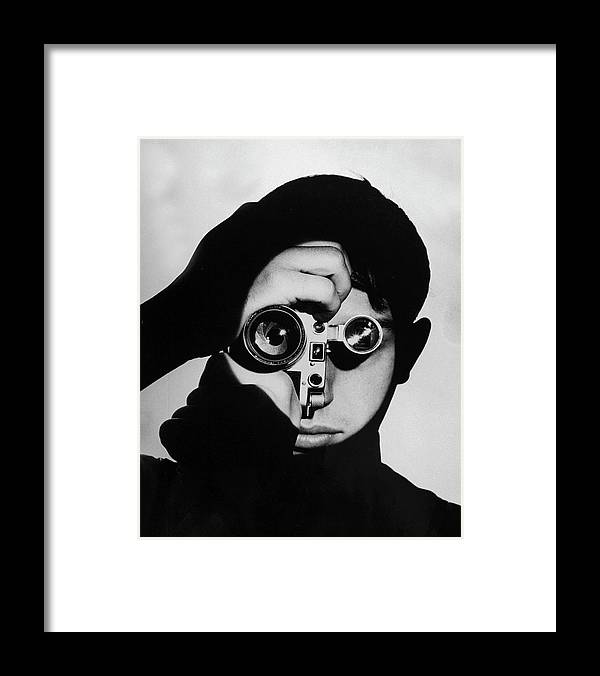 Timeincown Framed Print featuring the photograph Dennis Stock by Andreas Feininger