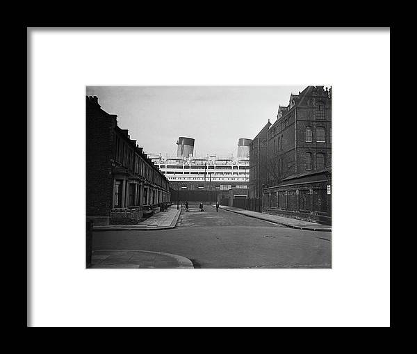 Child Framed Print featuring the photograph Dominion Monarch by Harry Todd