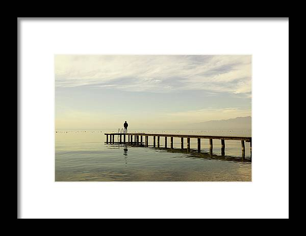 Scenics Framed Print featuring the photograph Dreams by Angiephotos