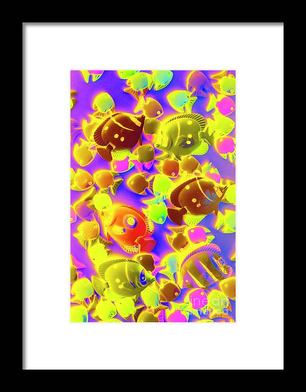 Tropical Framed Print featuring the photograph Exotic Tropics by Jorgo Photography - Wall Art Gallery