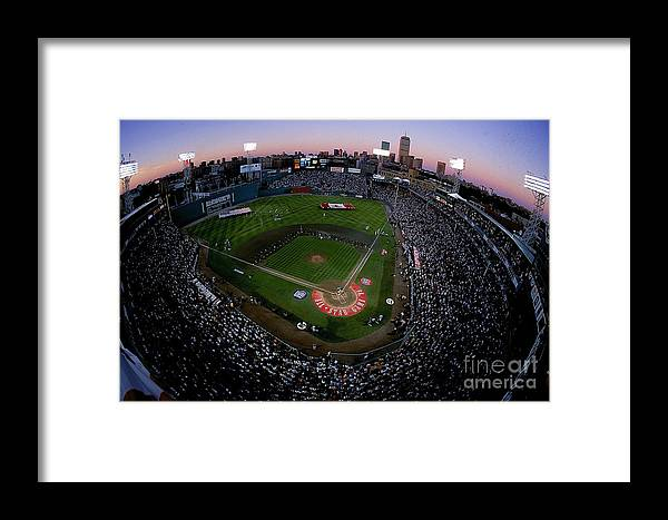 Scenics Framed Print featuring the photograph General View by Al Bello