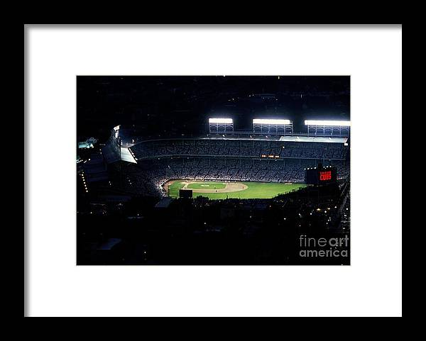 1980-1989 Framed Print featuring the photograph General View by Jonathan Daniel