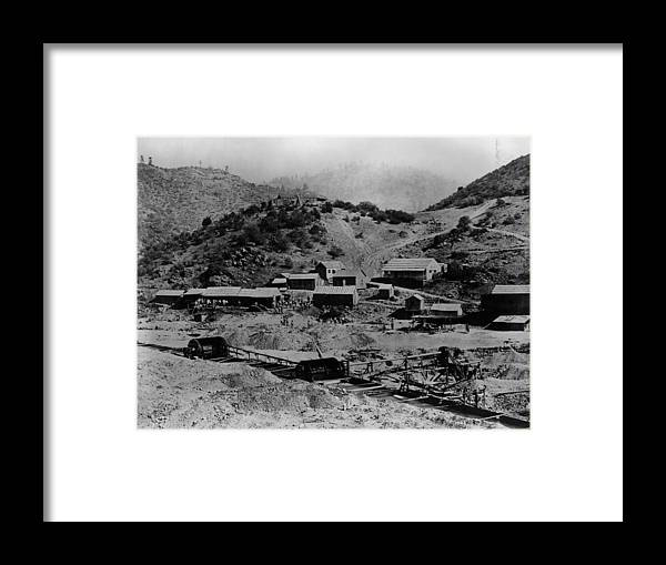 Gold Rush Framed Print featuring the photograph Gold Rush by E. P. Vollum