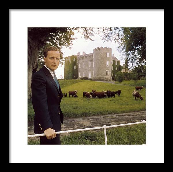 County Kildare Framed Print featuring the photograph Guinness At Leixlip by Slim Aarons