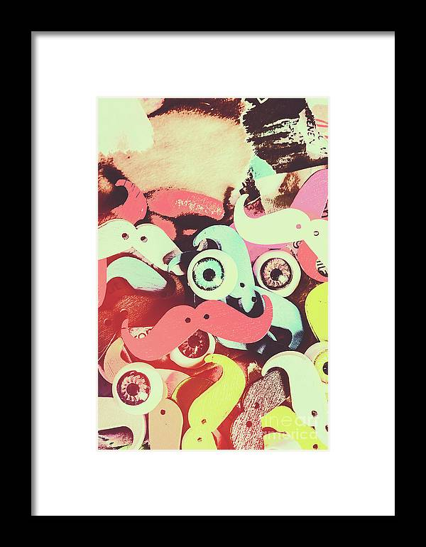 Toy Framed Print featuring the photograph Hipster Trickster by Jorgo Photography - Wall Art Gallery