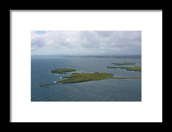 Tranquility Framed Print featuring the photograph Holm, Stornoway, Isle Of Lewis by Donald Morrison