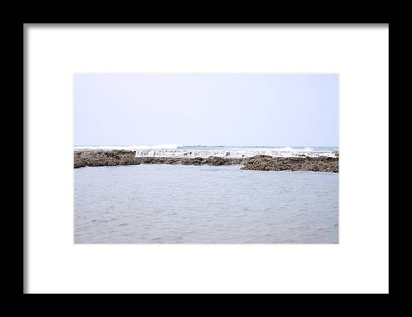 Scenics Framed Print featuring the photograph Indian Ocean Reef by Magnus Franklin