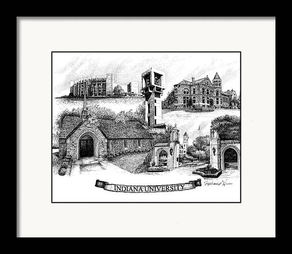 Indiana University Compilation by Stephanie Huber