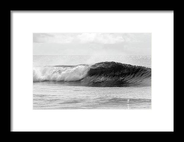 Curve Framed Print featuring the photograph Indonesia, North Maluku, Halmahera by Tropicalpixsingapore