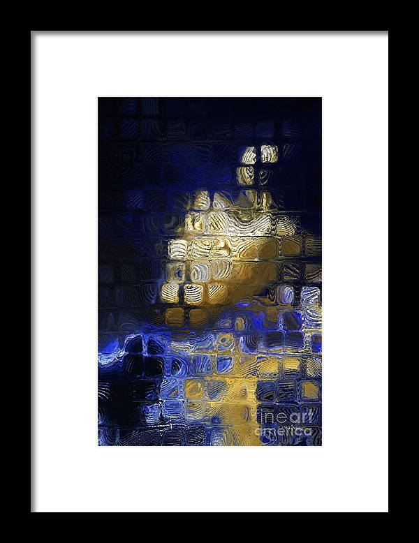 John 16 13 He Will Guide You Framed Print By Mark Lawrence