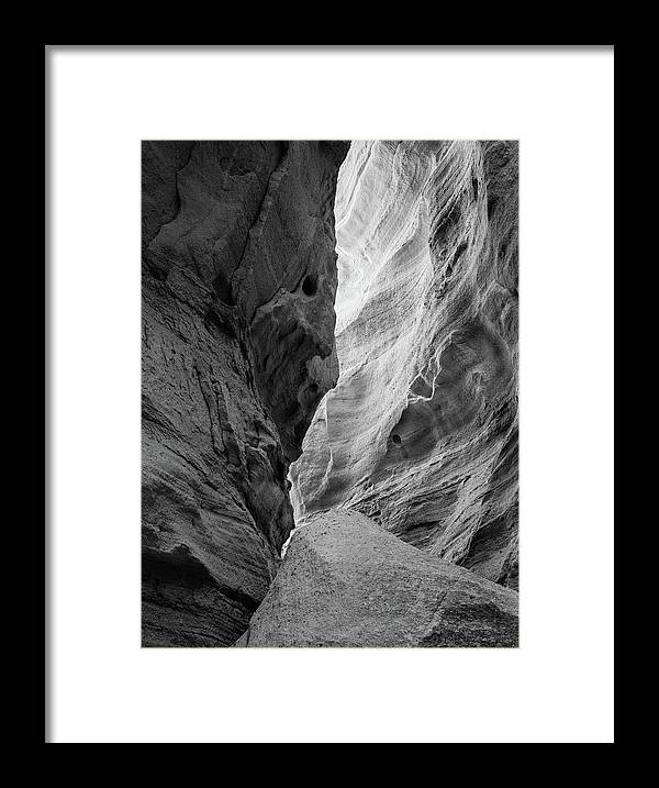 New Mexico Framed Print featuring the photograph Kasha-Katuwe by Candy Brenton