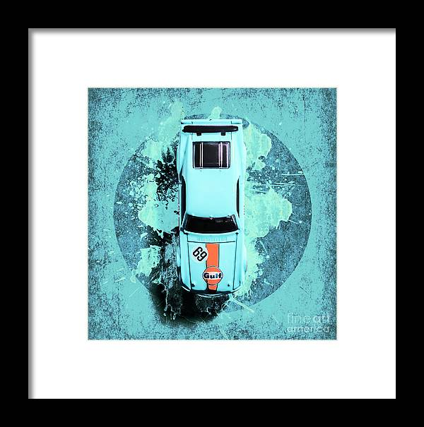 Car Framed Print featuring the photograph Like A Boss by Jorgo Photography - Wall Art Gallery