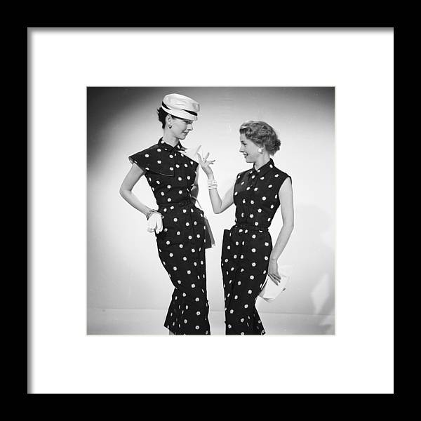 1950-1959 Framed Print featuring the photograph Like A Hanky by Chaloner Woods