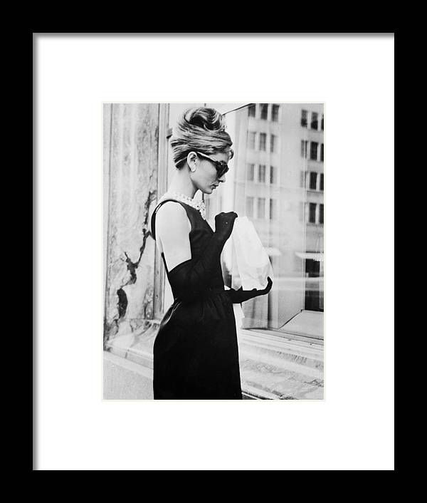 Belgium Framed Print featuring the photograph Lunch On Fifth Avenue by Keystone Features
