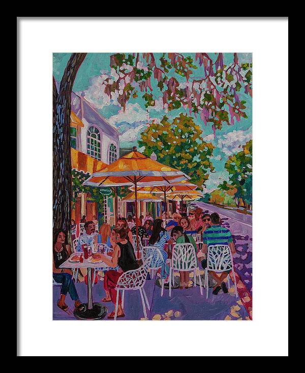 Lunch on Park Ave by Heather Nagy