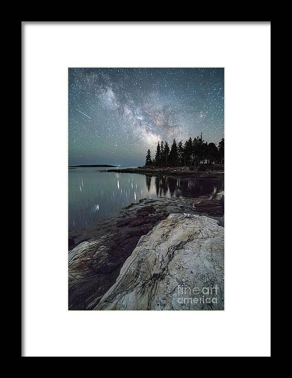 Lyrid Meteor by Benjamin Williamson