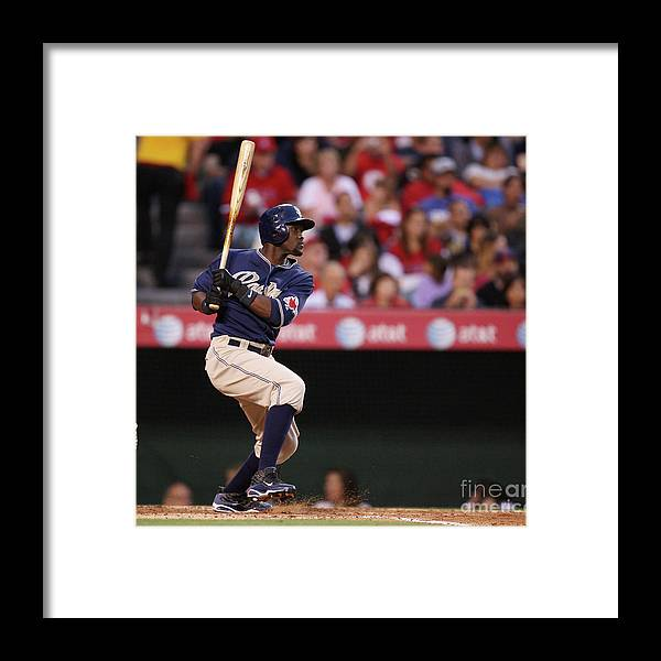 People Framed Print featuring the photograph Major League Baseball by Icon Sports Wire