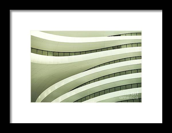 Arch Framed Print featuring the photograph Modern Architecture by Phototalk