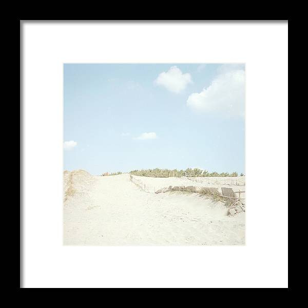 Scenics Framed Print featuring the photograph Nakatajima Sand Dunes by Haribote.nobody