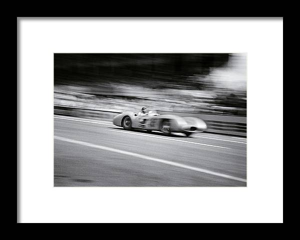 1950-1959 Framed Print featuring the photograph Need For Speed by Joseph Mckeown
