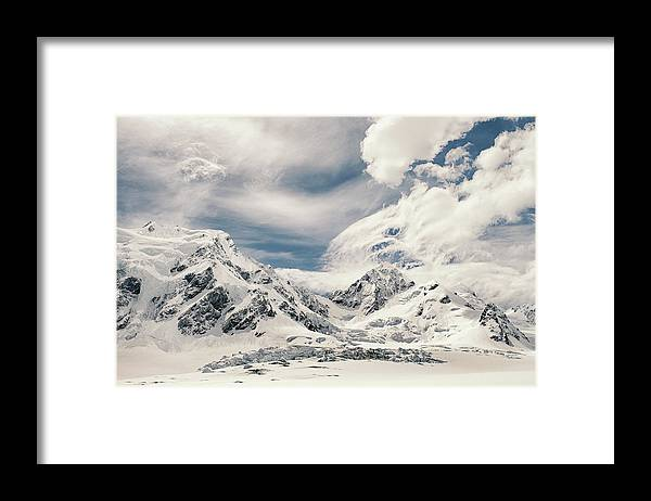 Tranquility Framed Print featuring the photograph Nz Landscapes by Devon Strong
