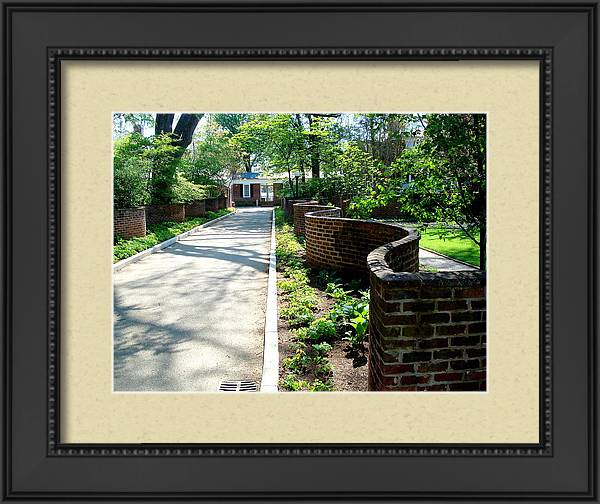 PATHS ROADWAYS AND TRAILS Series - 8 by Arlane Crump