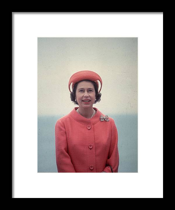 Royalty Framed Print featuring the photograph Red Queen by Fox Photos