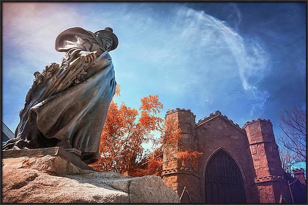 Roger Conant Salem Massachusetts by Carol Japp