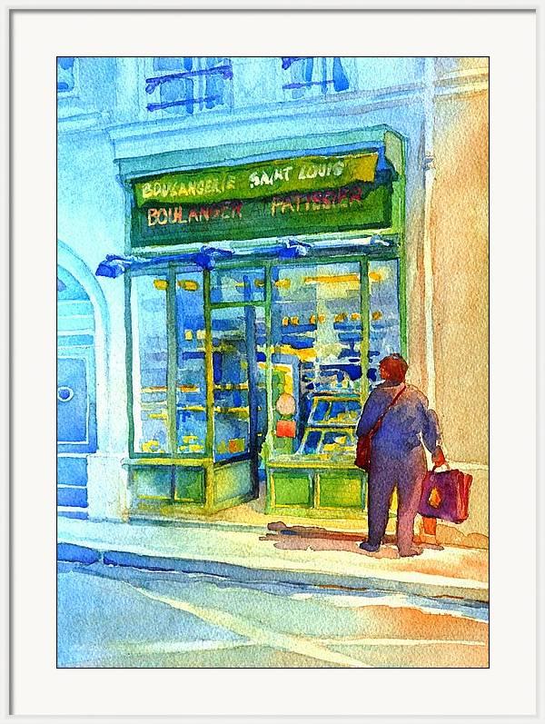 Saint-Louis Boulangerie by Virgil Carter
