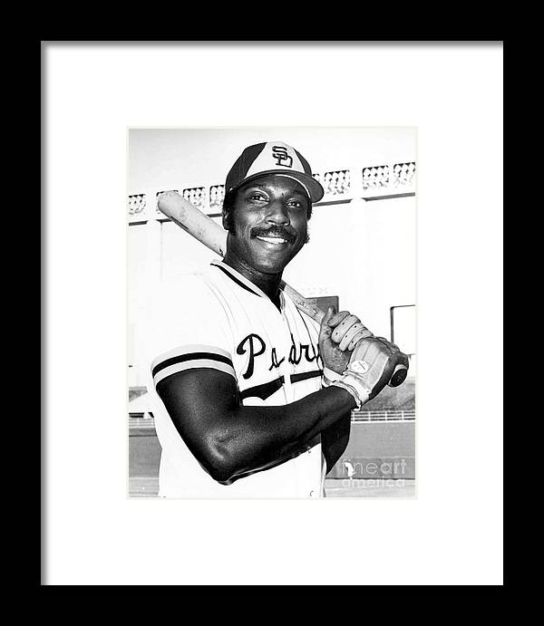 People Framed Print featuring the photograph San Diego Padres by National Baseball Hall Of Fame Library