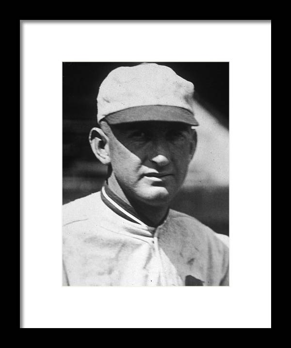 People Framed Print featuring the photograph Shoeless Joe by Apa