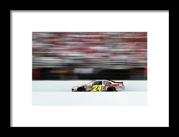 Topics Framed Print featuring the photograph Sylvania 300 by Jason Smith