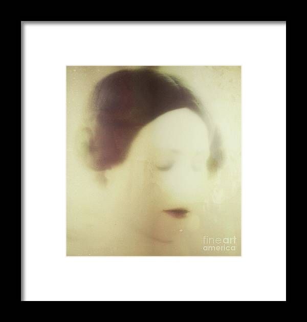 Beauty Framed Print featuring the photograph The Portrait by Steven Digman