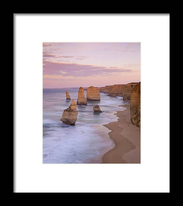 Scenics Framed Print featuring the photograph The Twelve Apostles, Great Ocean Road by Gavin Hellier / Robertharding