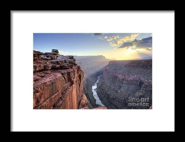 Southwest Framed Print featuring the photograph Toroweap Overlook On The North Rim by Kojihirano