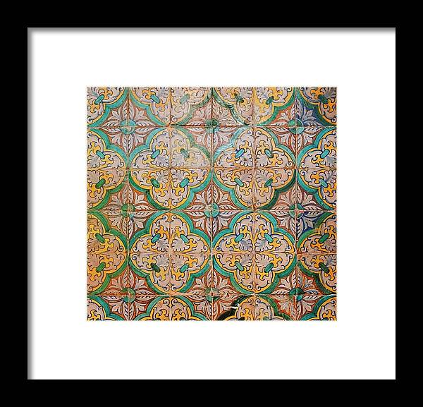 Catalonia Framed Print featuring the photograph Traditional Hand Made And Decorated by Tracy Packer Photography