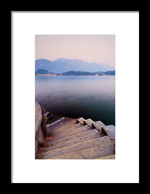 Tranquility Framed Print featuring the photograph Tranquil by John And Tina Reid