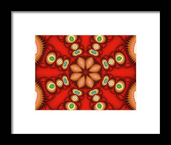 Art Framed Print featuring the photograph Watcher's Eyes by Ester McGuire