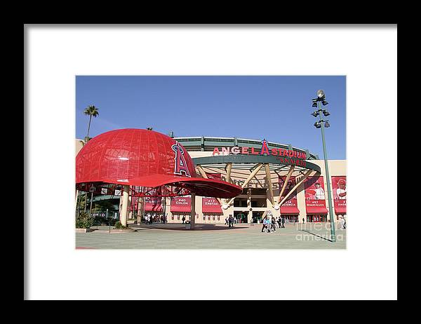 People Framed Print featuring the photograph Wbc Korea V Japan by Christian Petersen