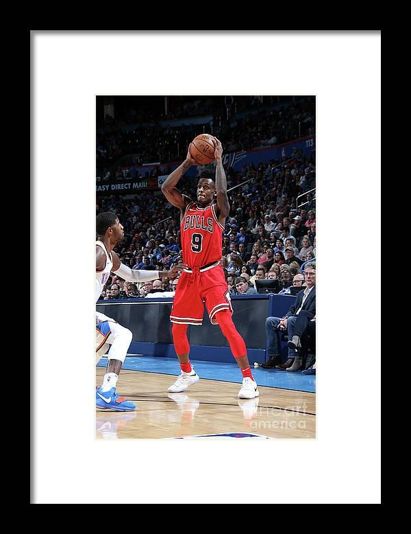 Nba Pro Basketball Framed Print featuring the photograph Antonio Blakeney by Layne Murdoch