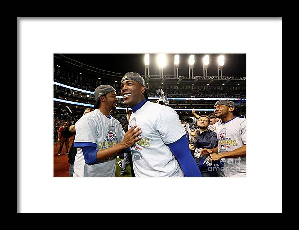 People Framed Print featuring the photograph Aroldis Chapman by Elsa
