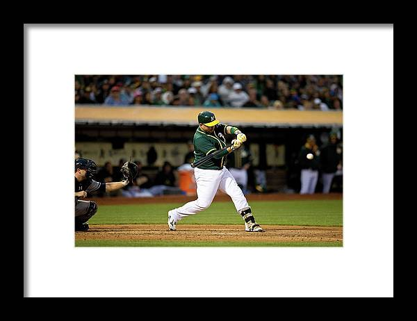 People Framed Print featuring the photograph Billy Butler by Jason O. Watson
