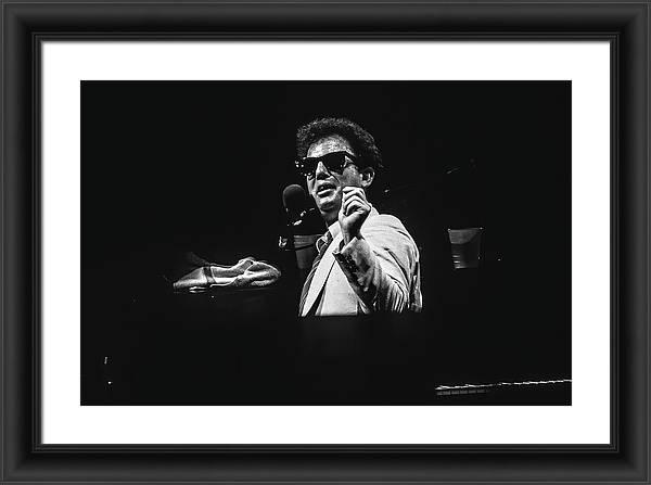 Billy Joel by Lou Novick