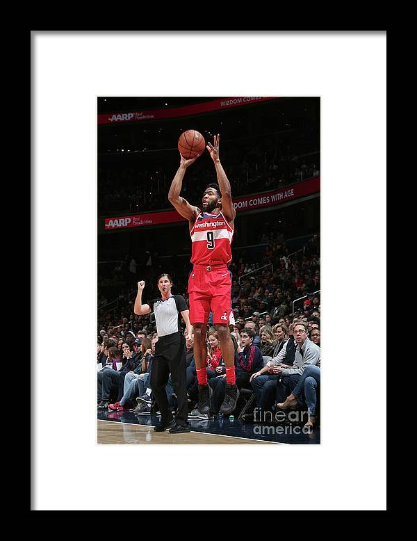 Nba Pro Basketball Framed Print featuring the photograph Chasson Randle by Ned Dishman