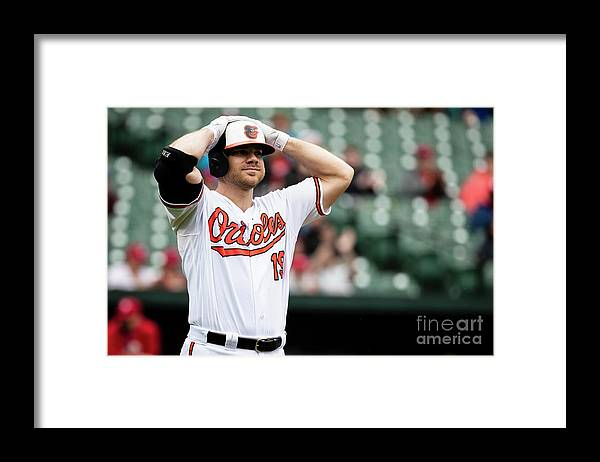 People Framed Print featuring the photograph Chris Davis by Scott Taetsch