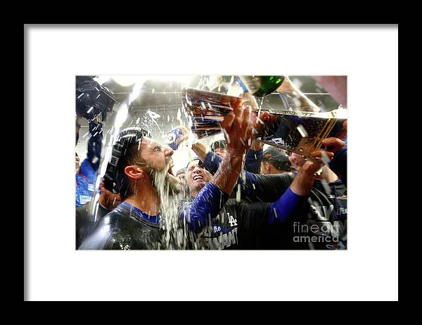 Championship Framed Print featuring the photograph Chris Taylor by Jamie Squire
