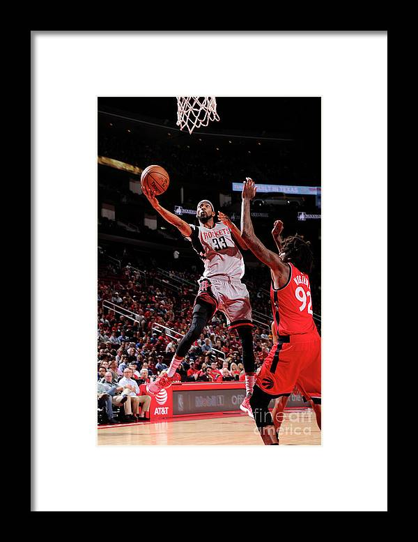 Nba Pro Basketball Framed Print featuring the photograph Corey Brewer by Bill Baptist
