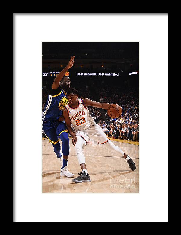 Nba Pro Basketball Framed Print featuring the photograph Danuel House by Noah Graham