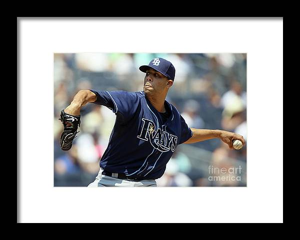 David Price Framed Print featuring the photograph David Price by Jim Mcisaac