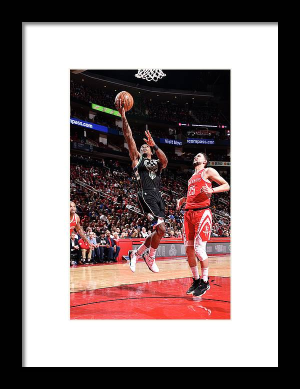 Nba Pro Basketball Framed Print featuring the photograph Eric Bledsoe by Bill Baptist